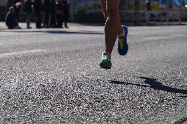 Bloggen ist ein Marathon