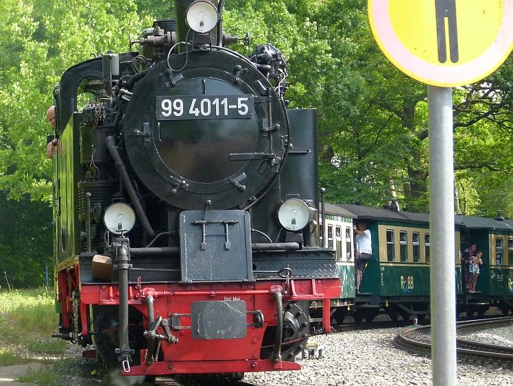 Dampflok - Rasender Roland
