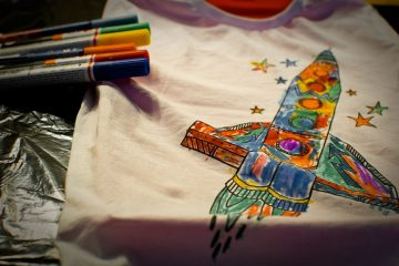 Kinderkleidung in der Kita