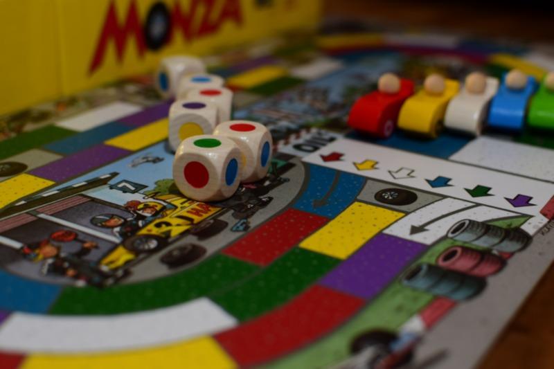 Monza von HABA