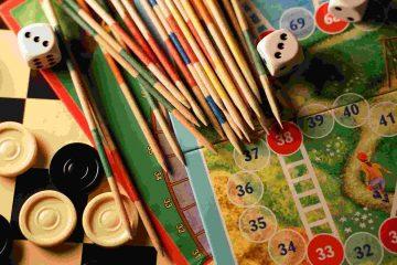 Gesellschaftsspiele - Die Klassiker 6