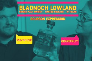 Bladnoch Lowland Single Malt Whisky - Limited Release