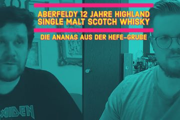Aberfeldy 12 Jahre Highland Single Malt Scotch Whisky