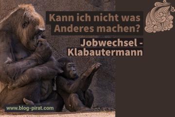Jobwechsel - Klabautermann
