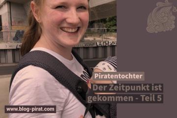 Piratentochter Der Zeitpunkt ist gekommen - Teil 5