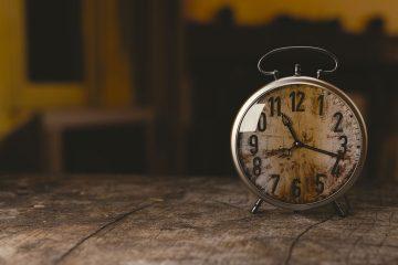 Zeit vs Geduld Blog-Pirat